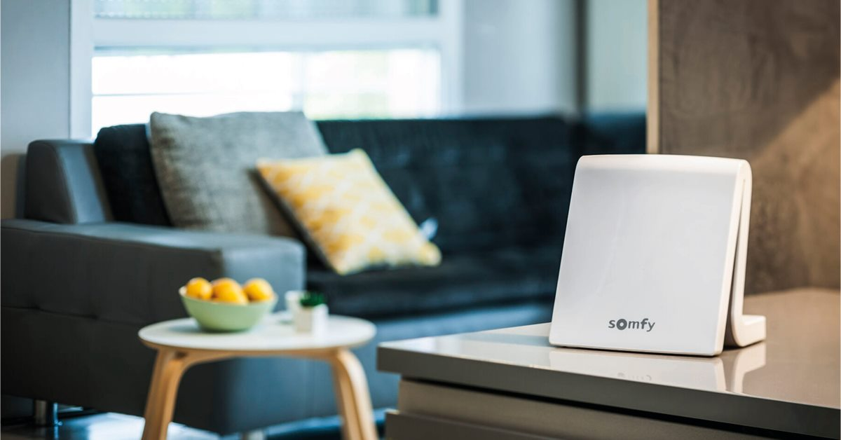 Somfy Smart Home Connexoon Tahoma